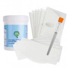 Карбокси маска на 20 процедур GETITPURE + кисть