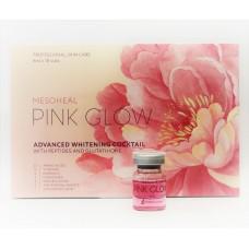 Mesoheal Pink Glow 10 флаконов по 5мл