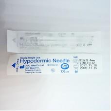 Игла для мезотерапии 31g 4mm